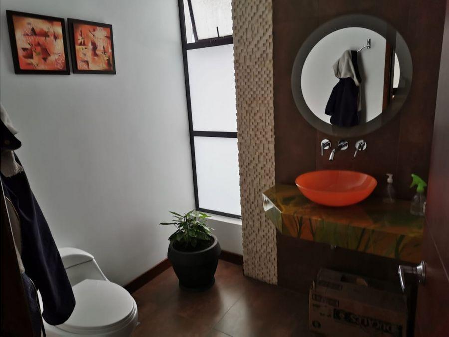 apartamento muy luminoso con vista al parkway en la soledad