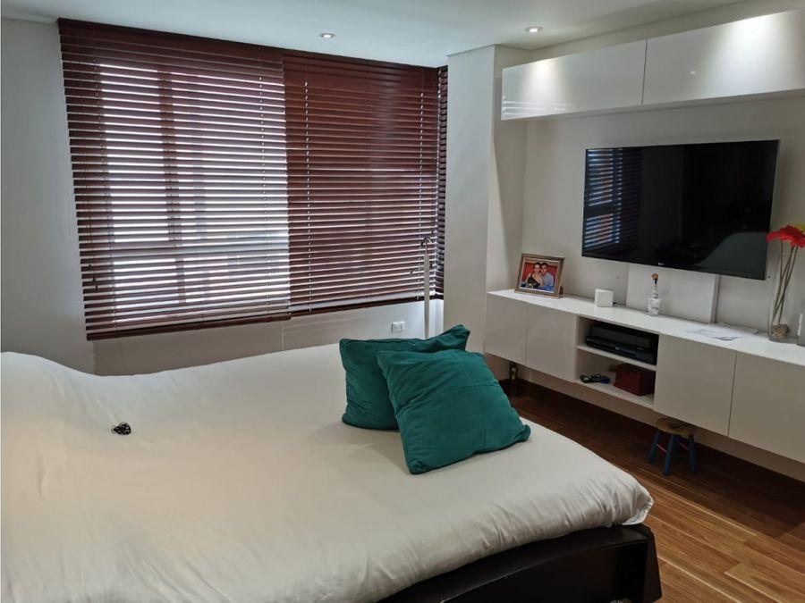 apartamento totalmente remodelado en chico navarra
