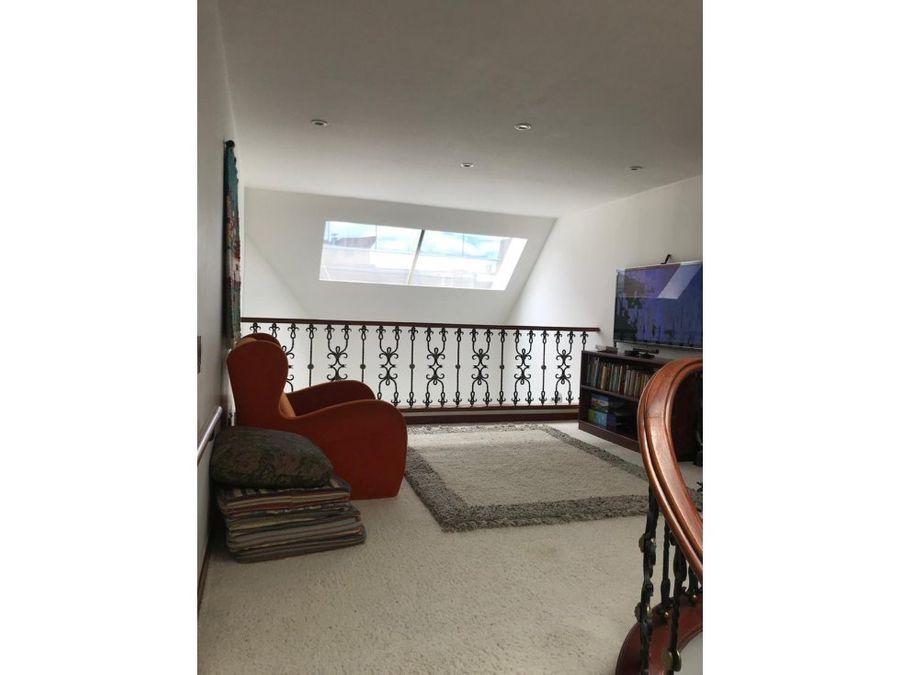 apartamento duplex en santa barbara central