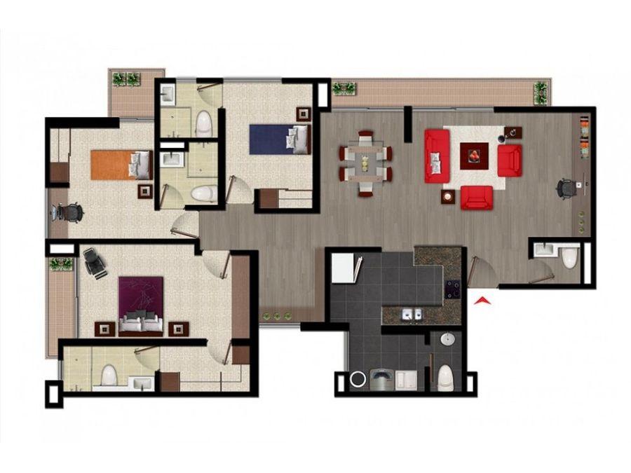 apartamento exterior con club house en la calleja