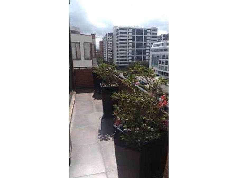 apartamento exterior con terraza en santa barbara central