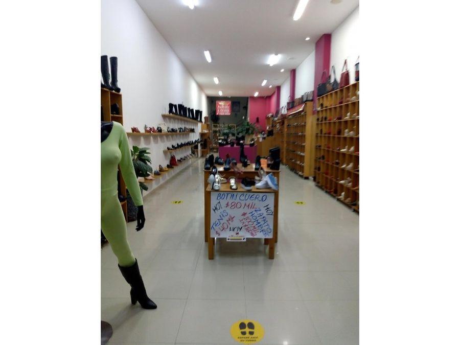 local comercial de venta de calzado en restrepo