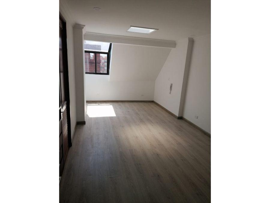 apartamento ph duplex exterior en santa bibiana