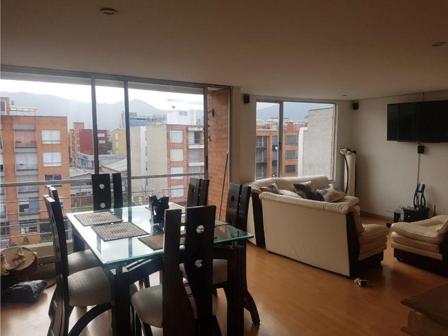 apartamento ph duplex con vista en el batan