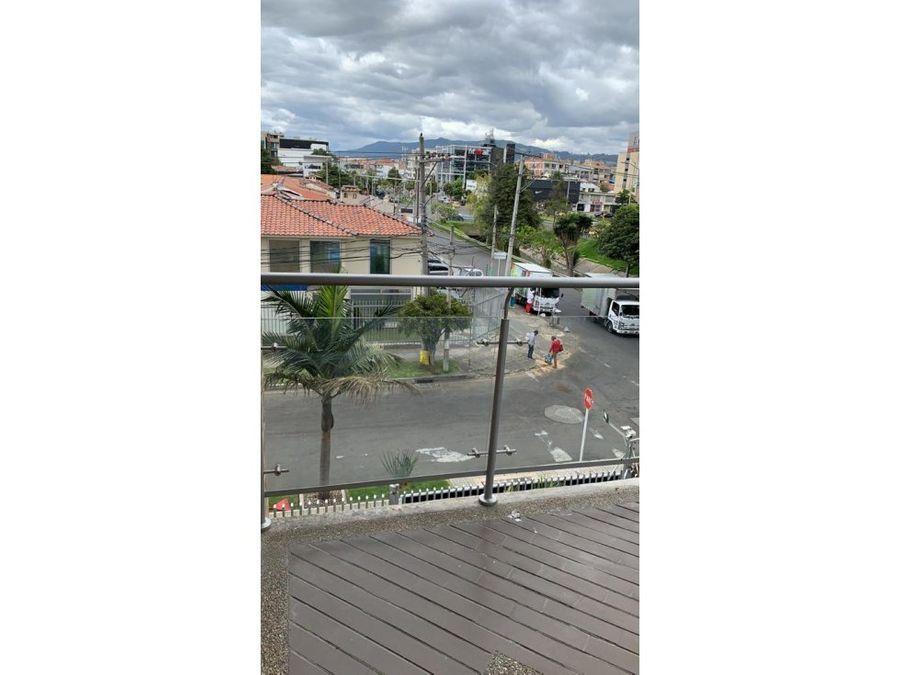 apartamento exterior 2 balcones con club house en la calleja