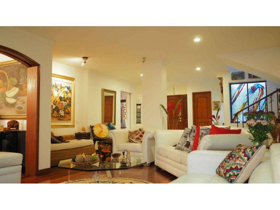 apartamento duplex interior en chico navarra