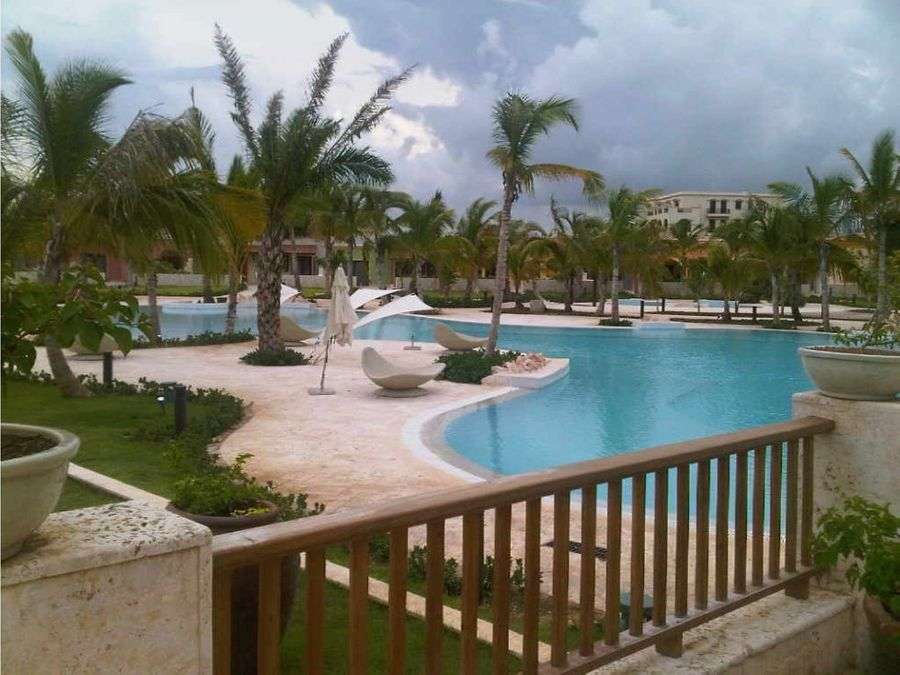 apartamento en cap cana fishing lodge