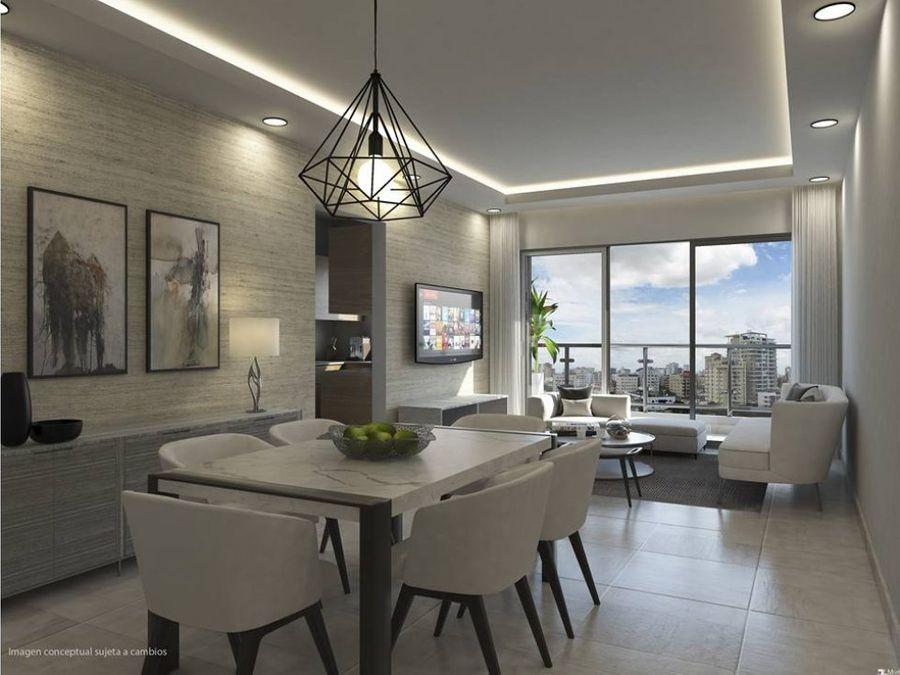 torre de apartamentos en urb renacimiento