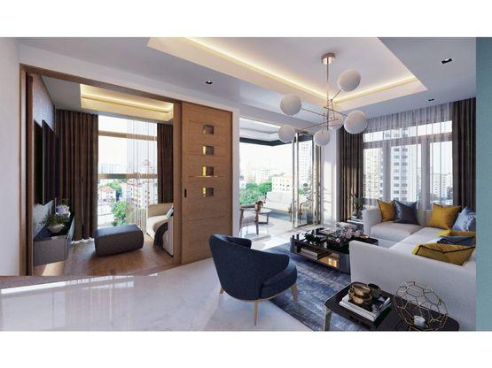 amplios apartamentos de lujo
