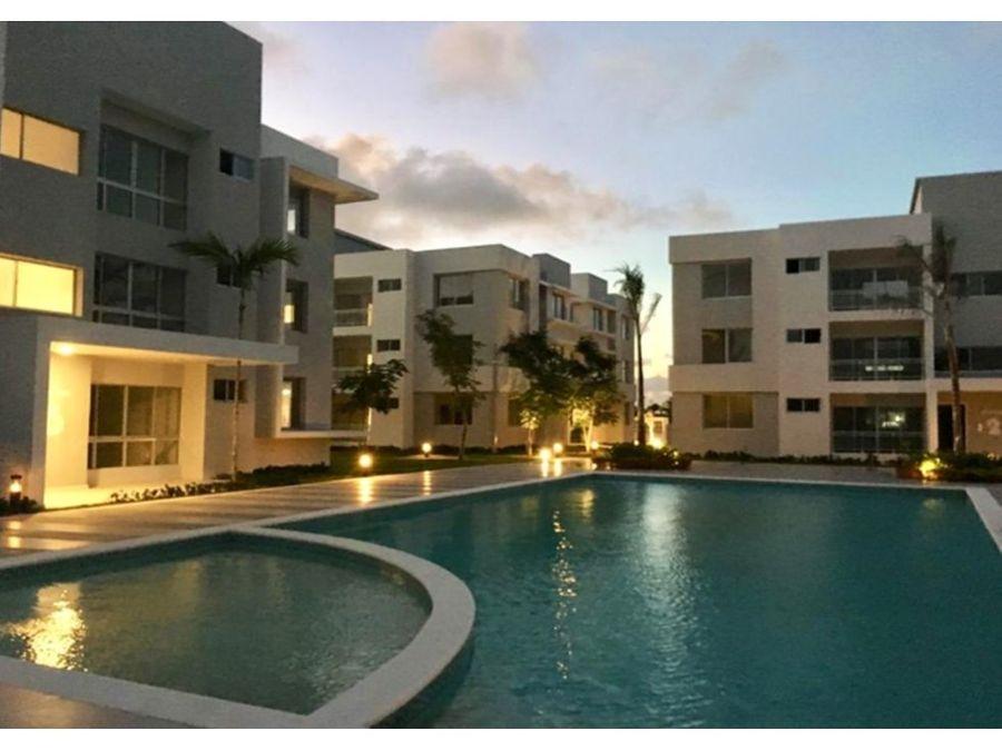 apartamentos listos en punta cana 1 2 y 3 hab