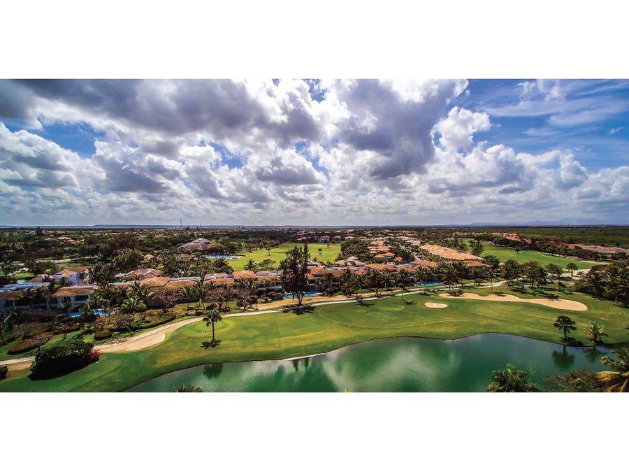 tu apartamento dentro del campo de golf