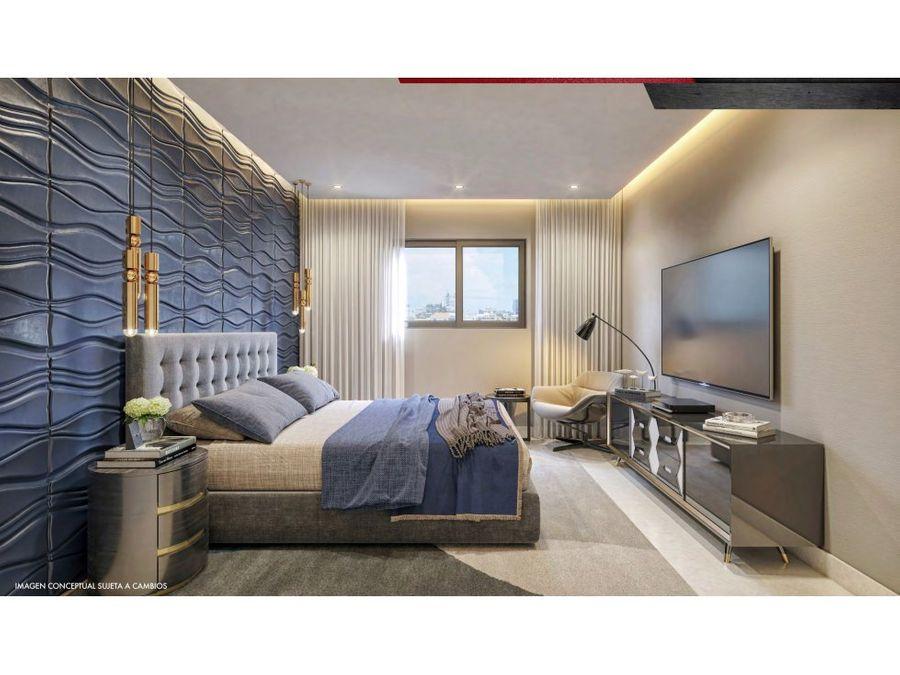 exclusivo proyecto de apartamentos en el millon