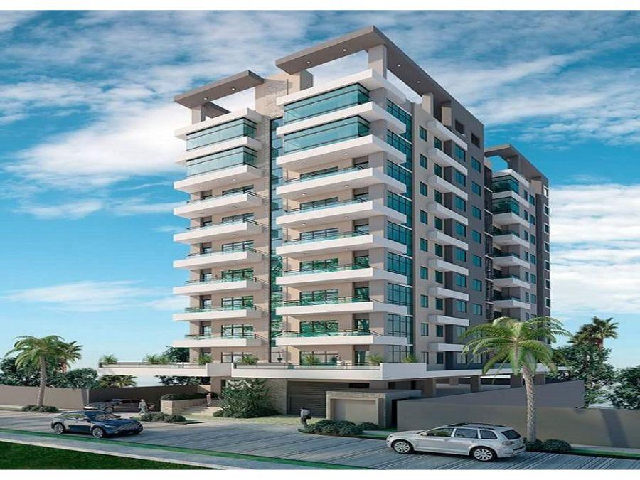 modernos y finos apartamentos en urbanizacion real