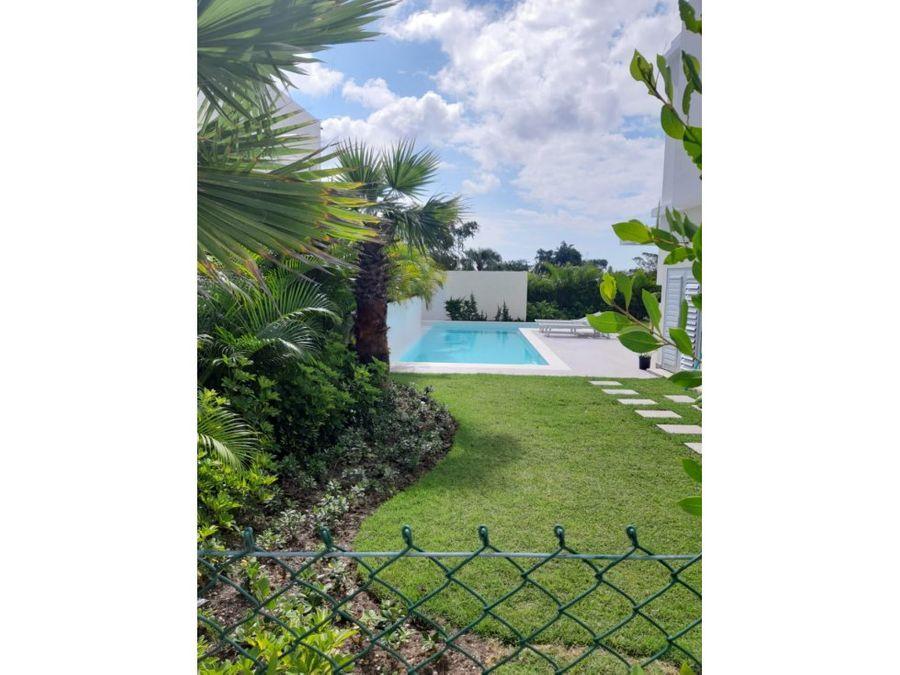 villas 3 y 4 habitaciones punta cana bavaro san juan lakes