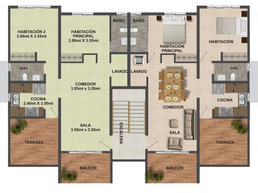 apartamento en venta en punta cana larose