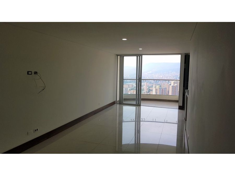venta de apartamento con vista en sabaneta sector las lomitas