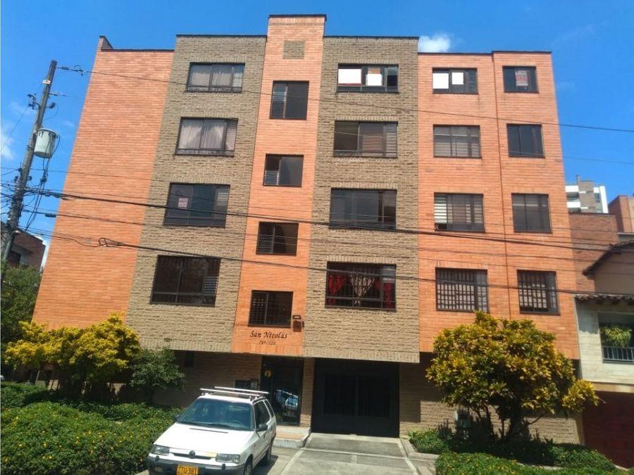 apartamento en arriendo sector laures 110m2