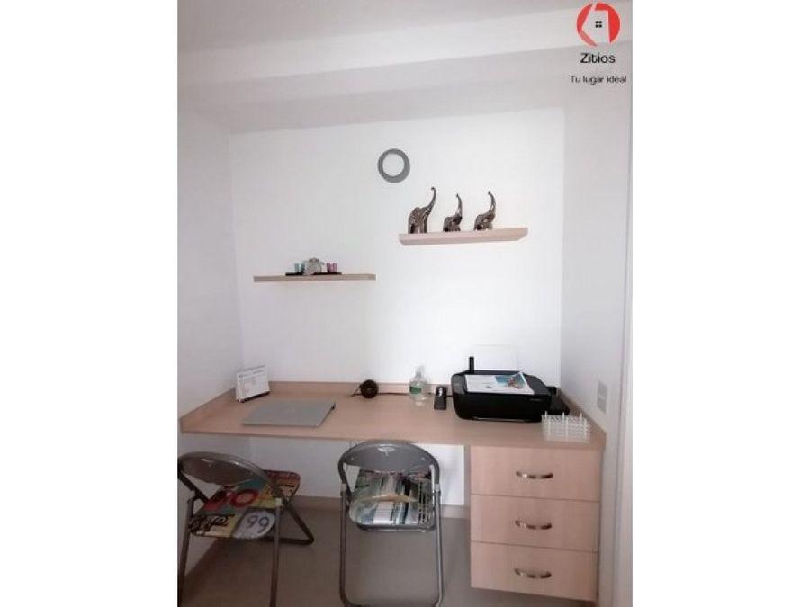 apartamento en venta porvenir itagui 68m2