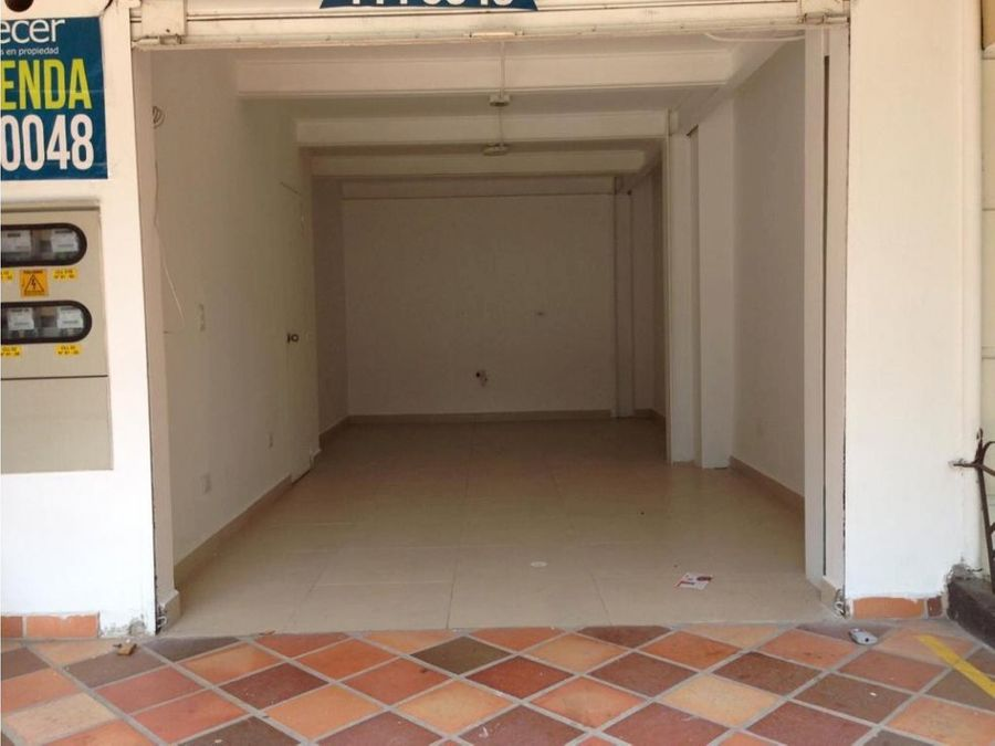 local arriendo sector calazans 23m2