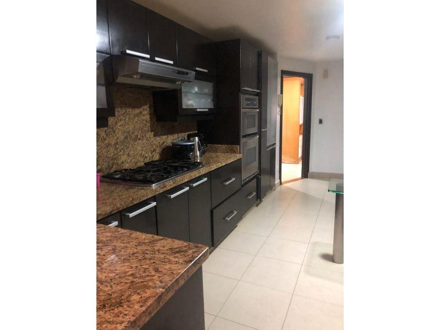 apartamento en venta castropol poblado 167m2
