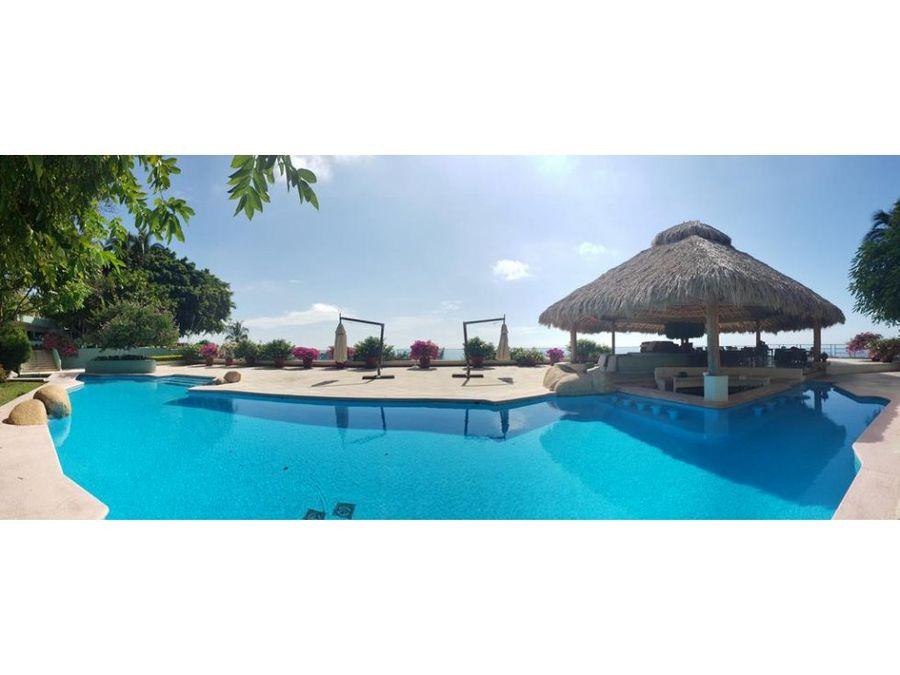 acapulco casa venta las brisas club residencial espectacular vista