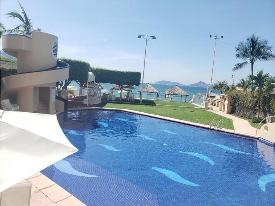 ph acapulco condominio nautia espectacular en playa