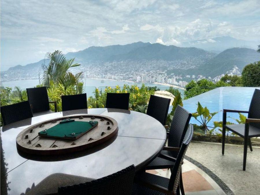residencial la cima espectacular vista bahia venta renta casa