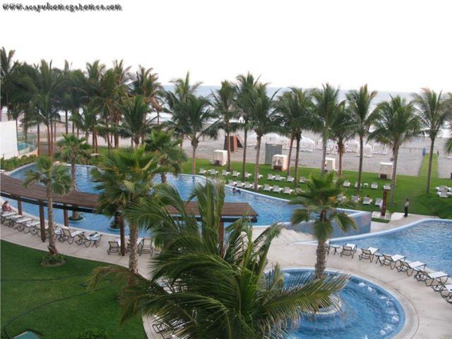 acapulco playa diamante solar ocean actitud renta