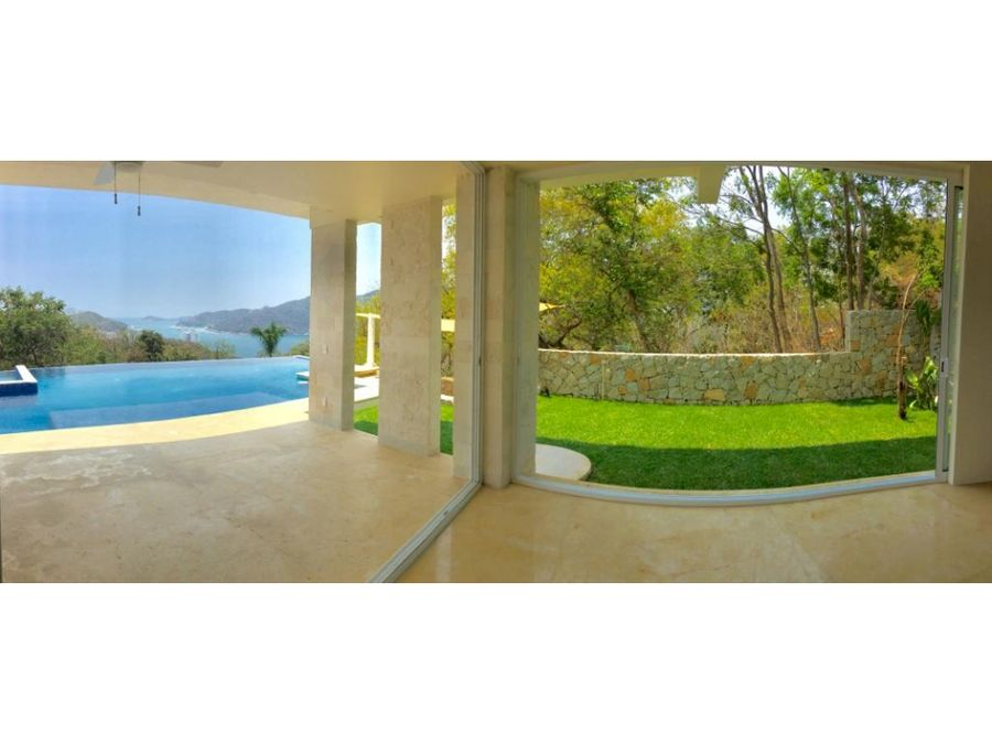 real diamante acapulco villa con espectacular vista venta