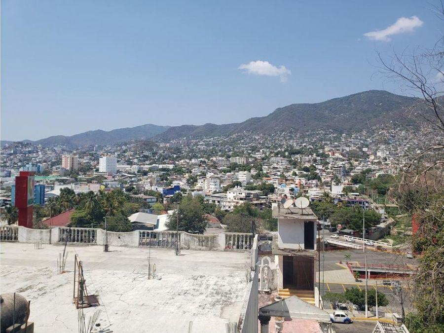 acapulco zona dorada calle caracol venta departamento