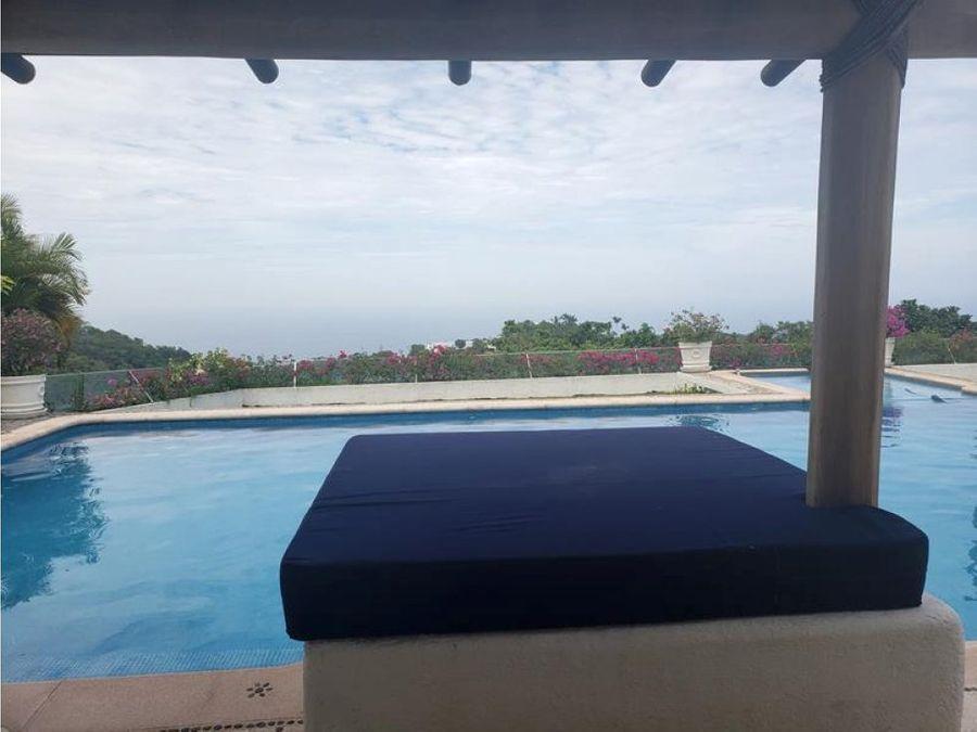 las brisas residencial casa venta vista espectacular a mar abierto