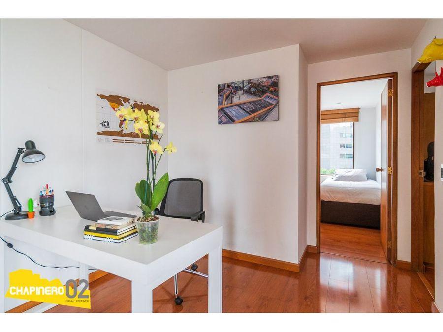 apartamento venta 76 m2 quinta camacho 530 m