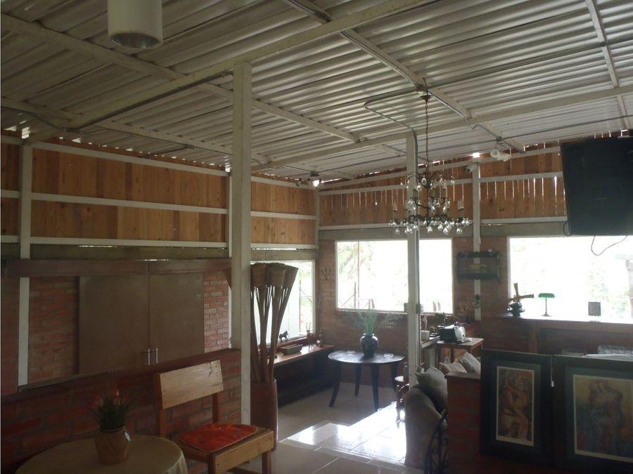 vendo casa campestre dapa en condominio