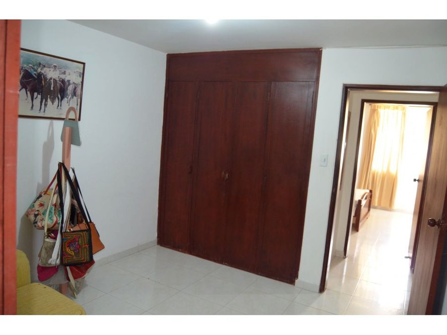 vendo apartamento primer piso santa anita