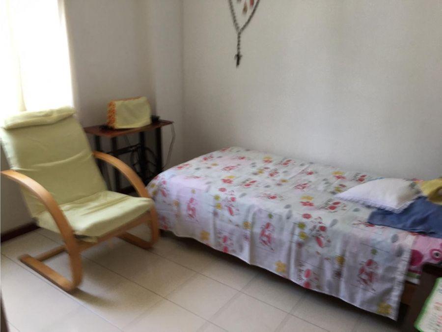 vendo apartamento el refugio