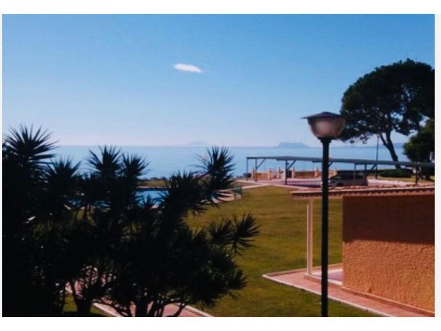estepona apartamento a pie de playa
