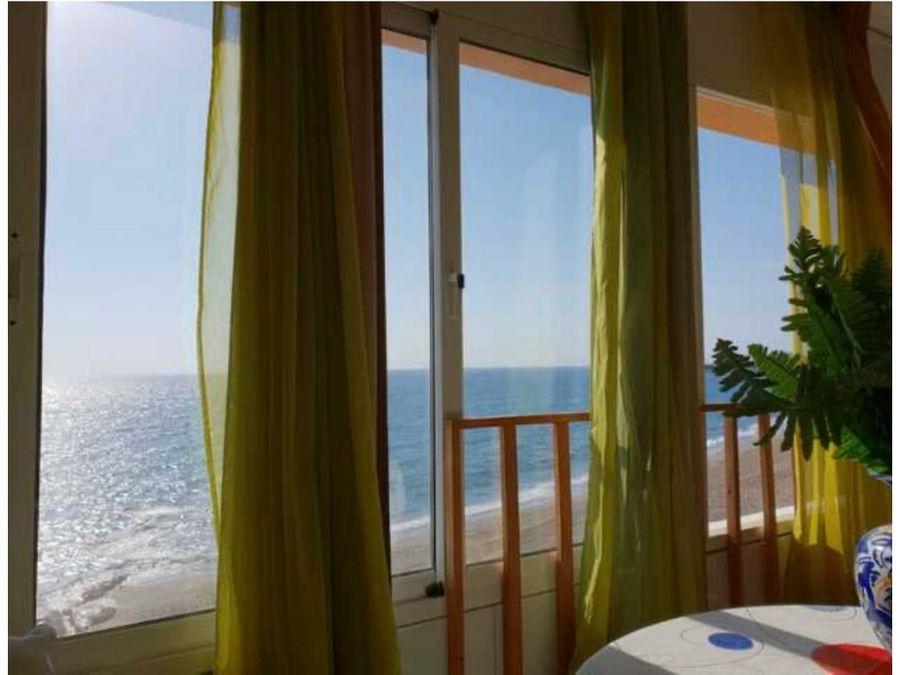 torreguadiaro 1 dormitorio a pie de playa