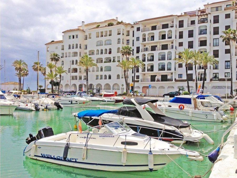 puerto de la duquesa marina real 2 dormitorios