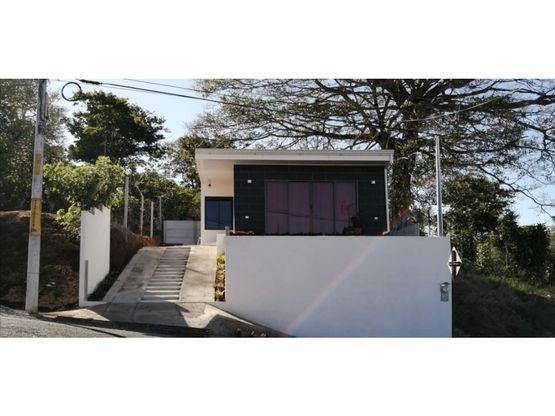 venta de casa en residencial naranjo alajuela