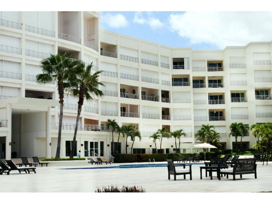 apartamento en juan dolio frente a la playa