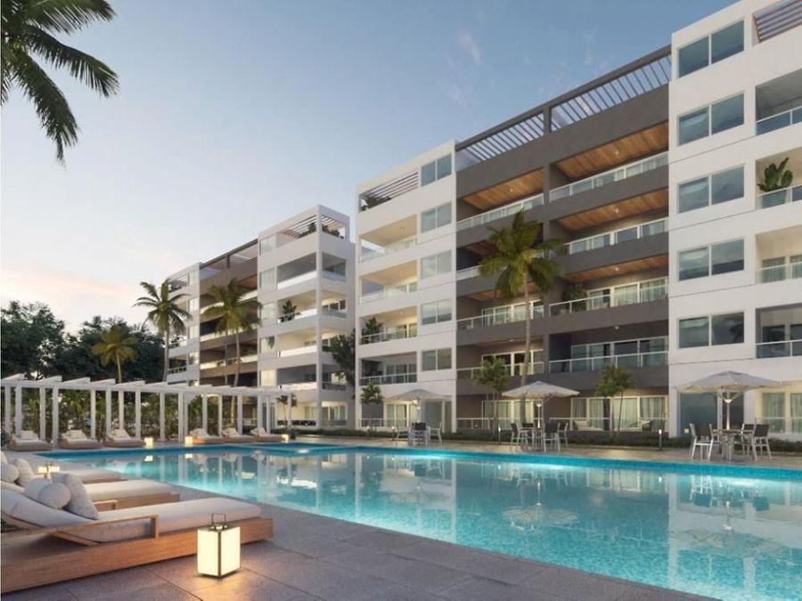 apartamento en bavaro punta cana a pasos de la playa