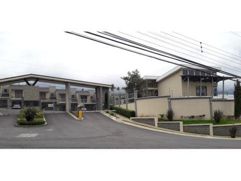 venta de casa en condominio valle alto mata platano goicoechea