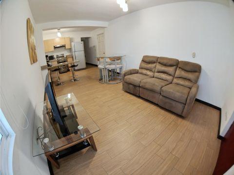apartamento amoblado trejos montealegre