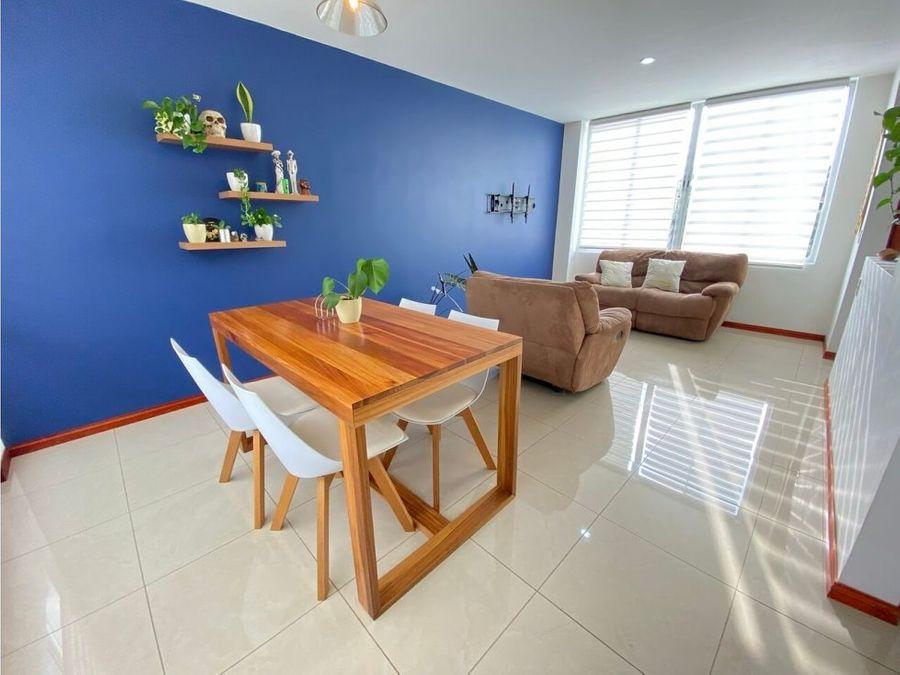 alquiler o venta de apartamento en san rafael de montes de oca