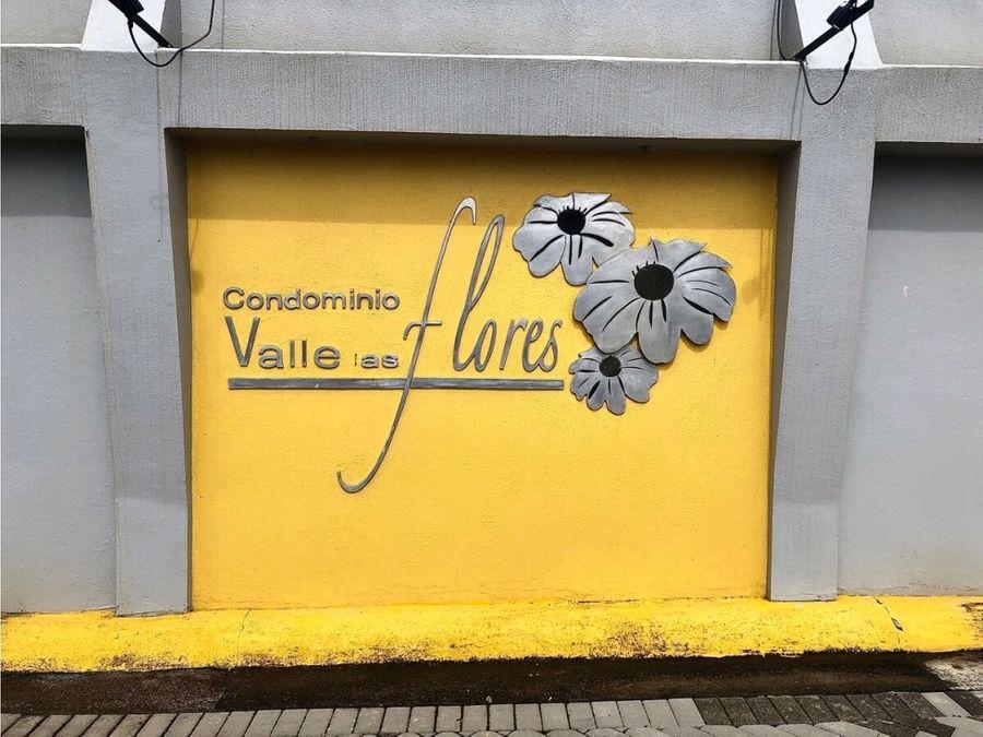 venta de lote en grecia condominio valle las flores