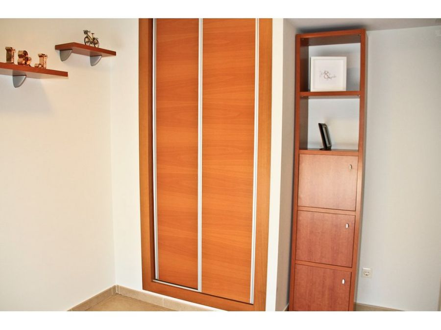 apartamento de 3 habitaciones en denia