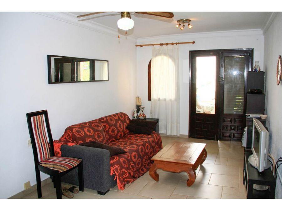 casa 2 habitaciones en els poblets