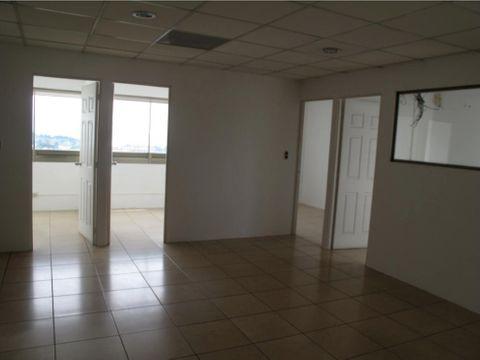 oficina ejecutiva de 100 m2 en zona 10