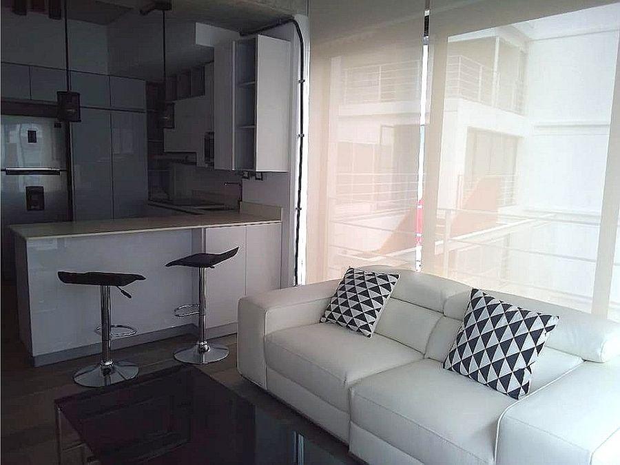 apartamento amueblado en zona 16