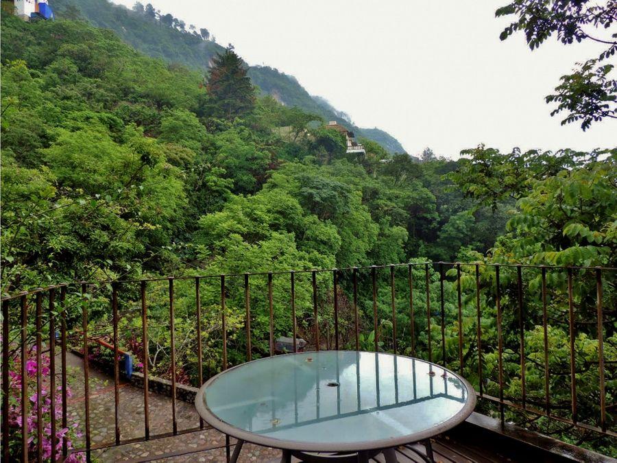 romantica villa tipo loft en solola santa catarina palopo